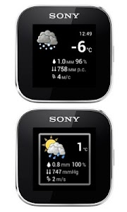 SmartWeather for SmartWatch screenshot 3