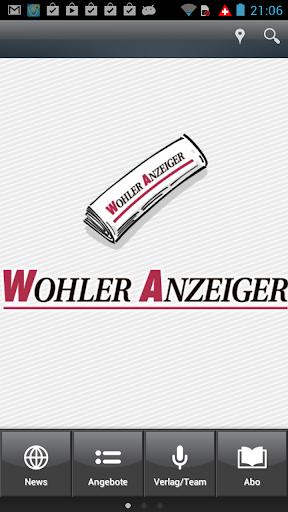 Wohler Anzeiger