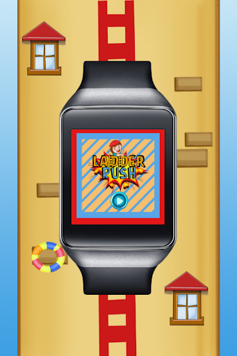 Ladder Rush - Android Wear