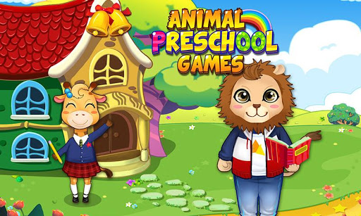 Pet Animal School Play Learn