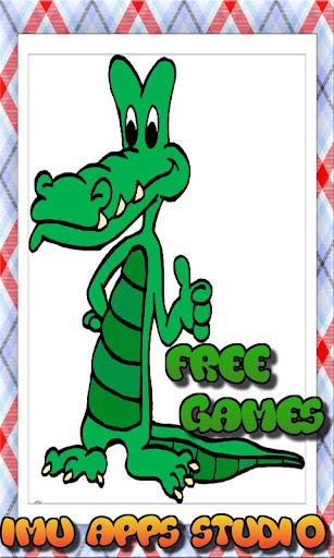 Crocodile Games For Kids