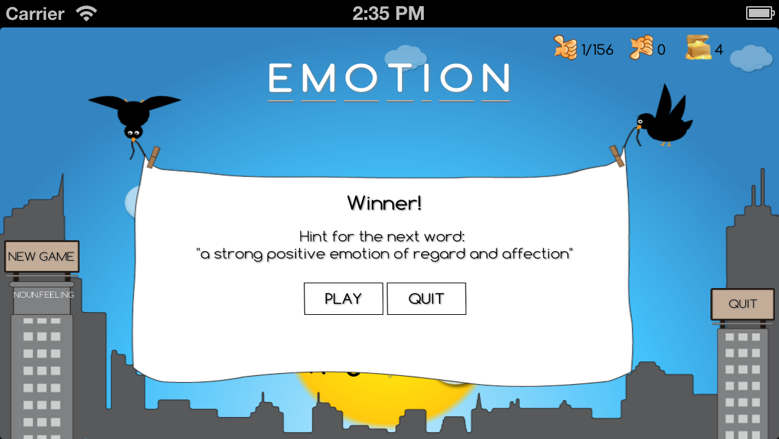 Learn English - Hangman Game- screenshot