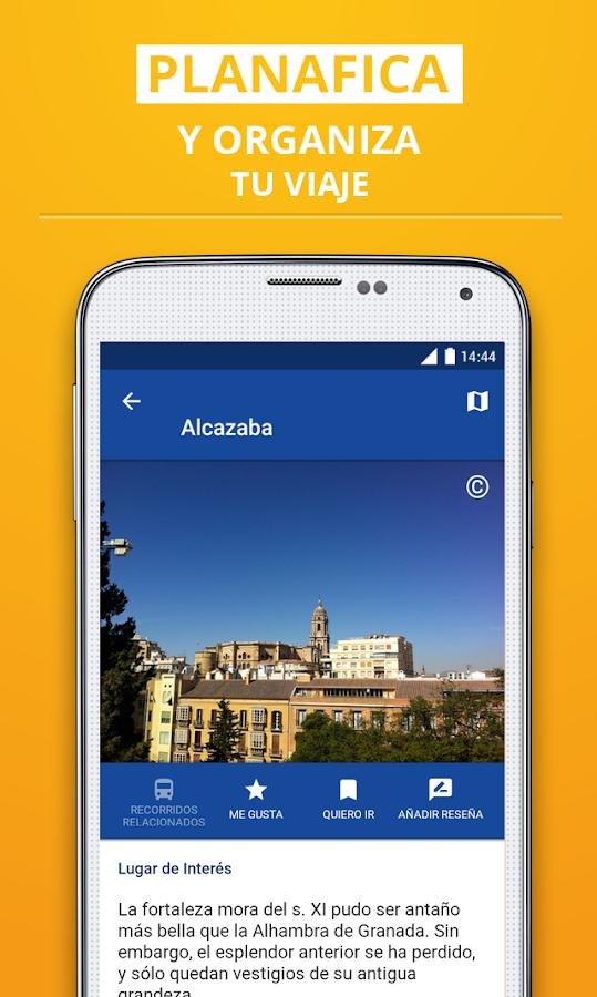 Málaga – Guía de Viajes - screenshot