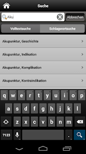 Akupunktur pocket - screenshot thumbnail