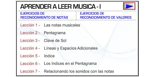 CURSO PARA LEER MÚSICA - PRO