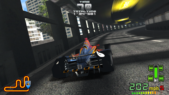 INDY 500 Arcade Racing Screenshot 7