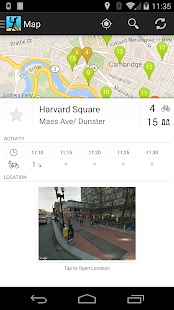 Moyeu (for Hubway) - screenshot thumbnail