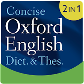 Concise Oxford English&Thes TR