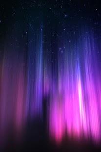 Spectral northern lights