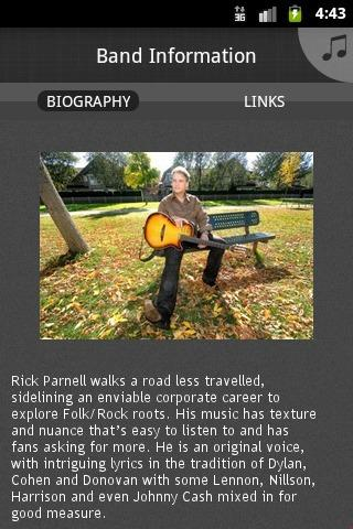 Rick Parnell - screenshot