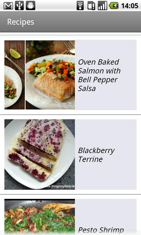 Fast Paleo 4,500 Paleo Recipes- screenshot