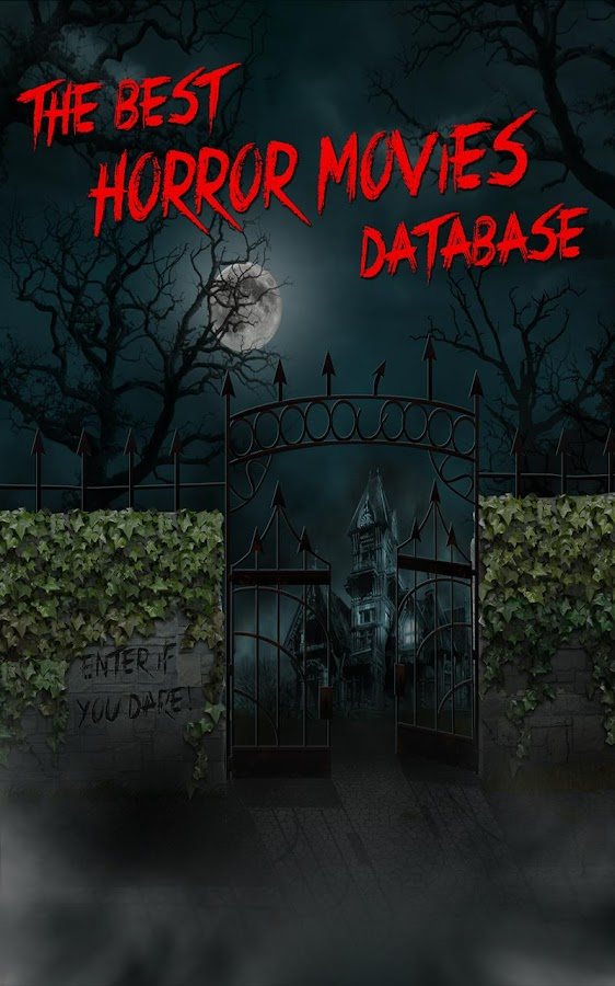 Best Horror Movies Database- screenshot