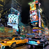New York Blur Effect LWP Free