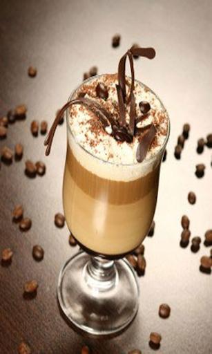 Coffee Drinks recipes lOl