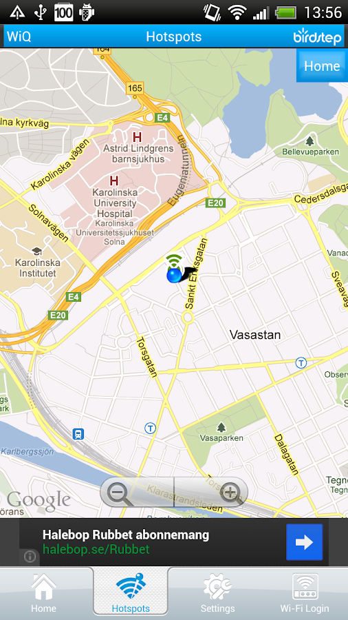 WiQ - screenshot