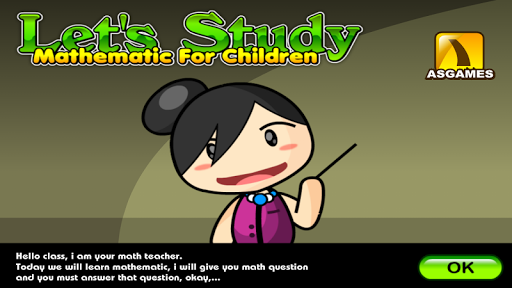 Let's Study Math Game