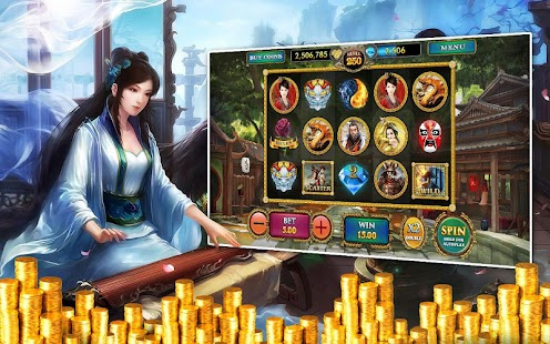 China: Casino Slots Free Pokie