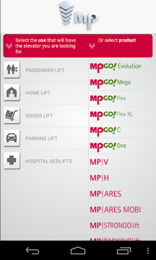 MP Lifts Mobile
