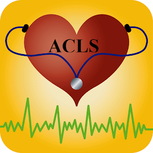 ACLS Certification Guide 醫療 App LOGO-硬是要APP