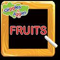Fruits for LKG Kids