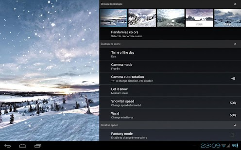 Snowfall 360 live wallpaper android apps on google play snowfall 360 live wallpaper screenshot thumbnail voltagebd Choice Image