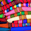 Mayan Patterns by Christopher Charlton - Artistic Objects Clothing & Accessories ( patterns, color, bright, clothing, weave, textiles, travel )