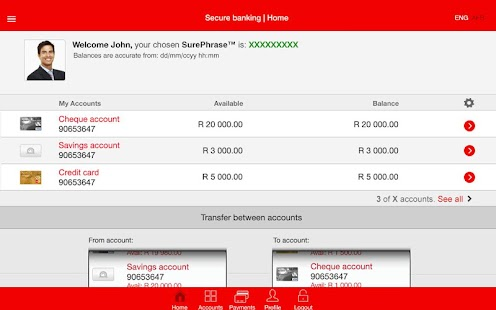 App from Absa - screenshot thumbnail