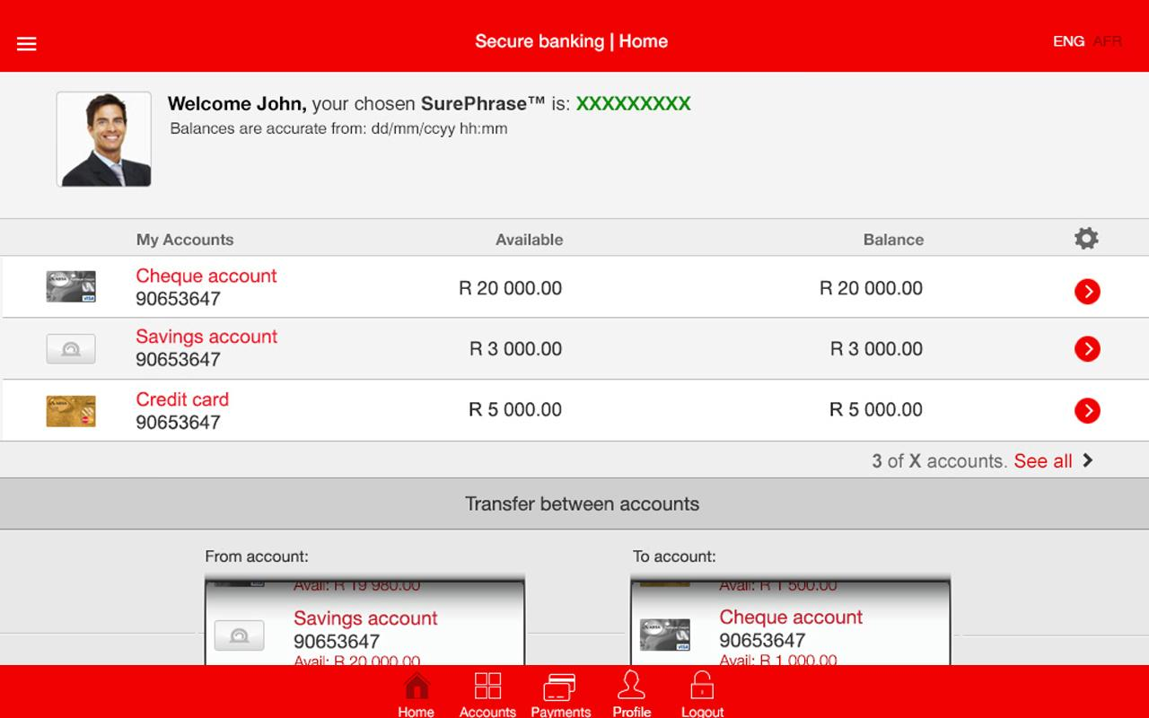 Absa forex payments