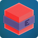 Box-E - The Colorful Cube Game icon