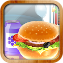 Cooking Games For Girls icon