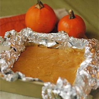 Pumpkin Pie Fudge.