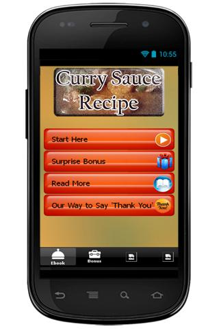 Curry Sauce Recipe