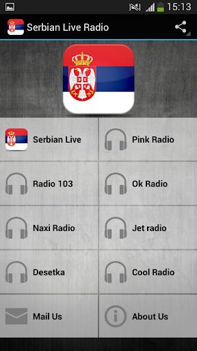 Serbian Live Radio