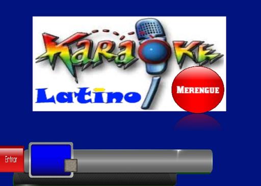 Karaoke Latino Merengue