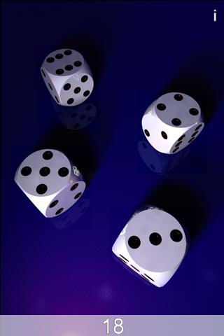 Four Dice - screenshot
