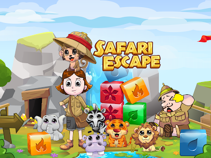 Safari Escape - screenshot thumbnail