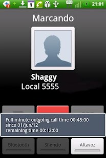 Call report  Statlon - screenshot thumbnail