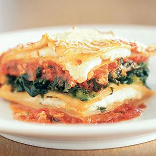Last-Minute Lasagna.