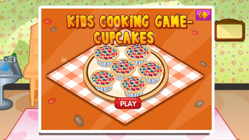 kids cooking game-cupcakes