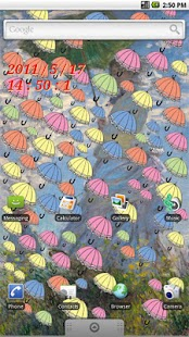 MonetParasolLievWallpaper_free- screenshot thumbnail