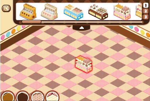THE CAKE MAKER SHOP