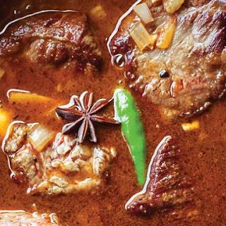 Charles Phan's Lemongrass Beef Stew