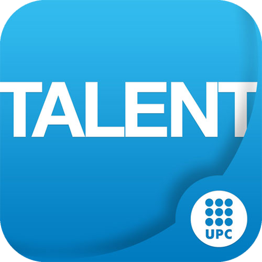talent.upc LOGO-APP點子