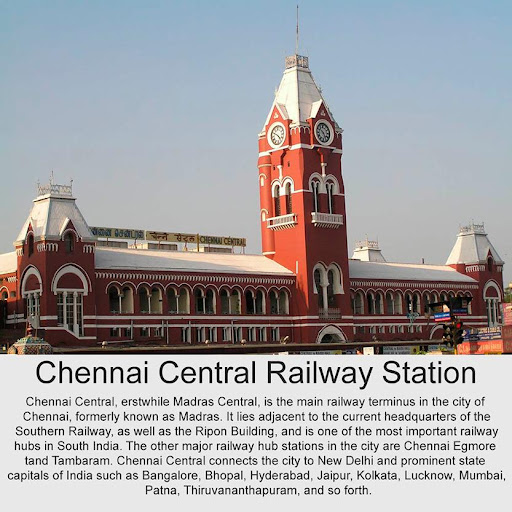 Top 10 Chennai Places to Visit