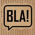 BLA! -Der Phrasendrescher logo