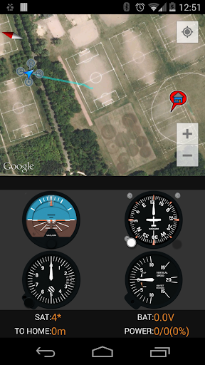 Download EZ-GUI Ground Station Unlocker apk 2.5 free for ...