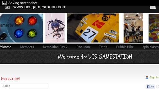 UCS Gamestation