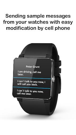 【免費通訊App】Smart Watch CALL client-APP點子