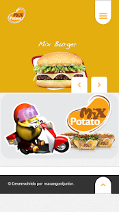 Mix Potato Delivery - screenshot thumbnail