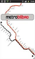 Screenshot of Metro Bilbao